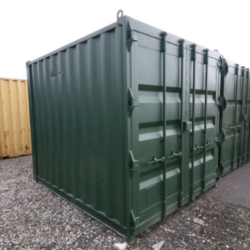 10ft Used Refurbished Storage Container