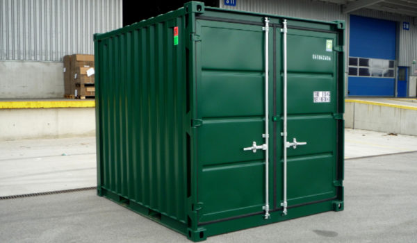 New 10ft Storage Containers
