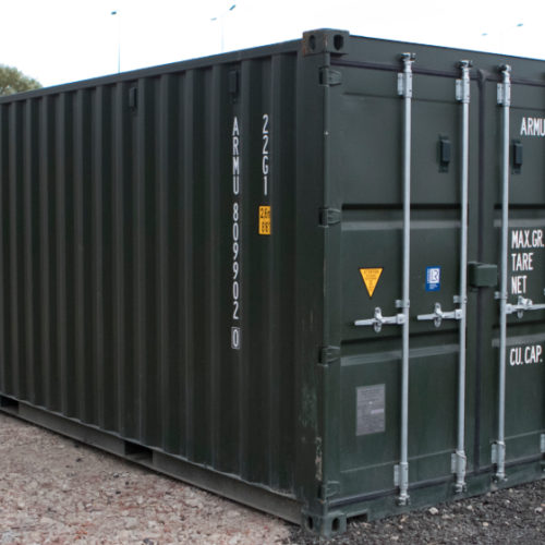 20ft New One Trip Shipping Containers