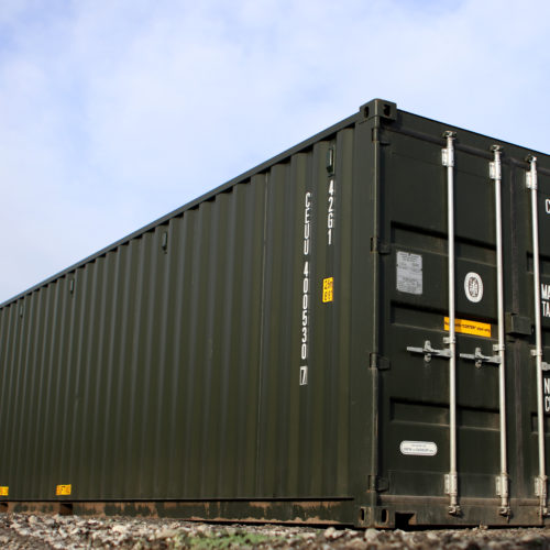 40ft New One Trip Shipping Containers