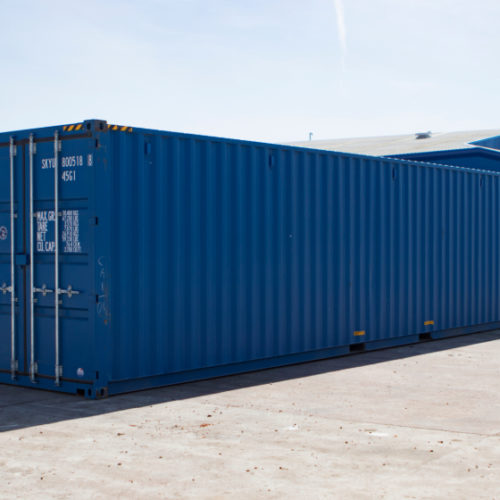 40ft New High Cube Shipping Containers