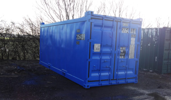 Offshore DNV 2.7-1 Shipping Container