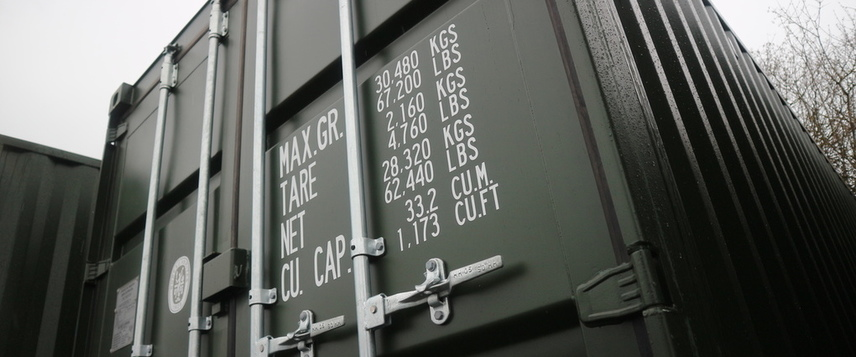 The 3 Shipping Container Weights - Tare, Gross & Payload